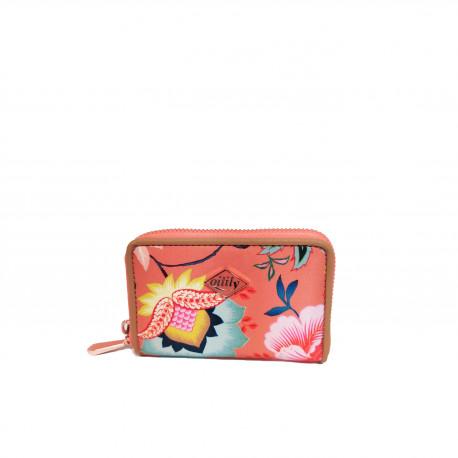 Peněženka na zip – velmi malá (XS Zip Wallet) Oilily, kolekce COLOR BOMB
