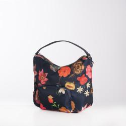 Kabelka / taška do ruky (City Hobo) Oilily, kolekce WINTER BOUQUET