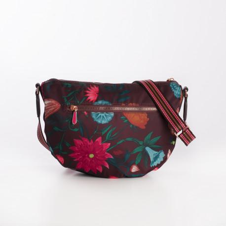 Kabelka / taška na rameno (City Shoulder Bag) Oilily, kolekce WINTER BOUQUET