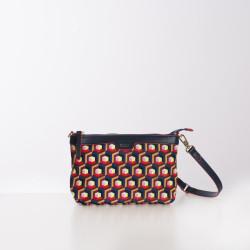 Kabelka / taška přes rameno – extra malá (XS Shoulder Bag) Oilily, kolekce GEO DIAMONDS