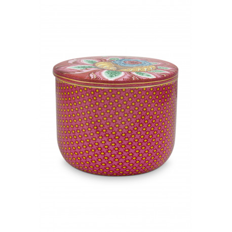 """PIP """"BA"""" miska s víčkem Twinkle Star růžová 11,5cm"""