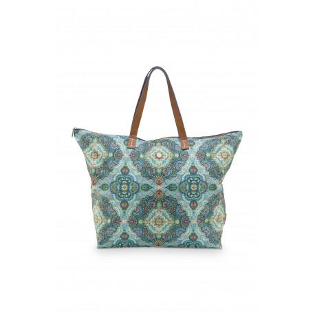 Kabelka, taška (Beach Bag Moon Delight Blue), Pip Studio