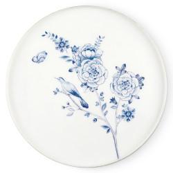 PIP talíř metal white 34cm
