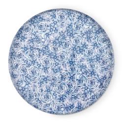 PIP talíř metal blue 29,5cm