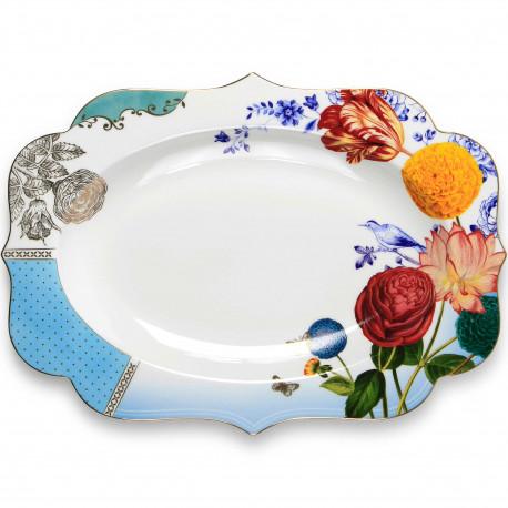 PIP Royal oválný talíř 40cm