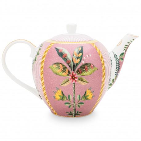 """PIP """"La Majorelle"""" čajová konvice růžová 1,6ltr"""