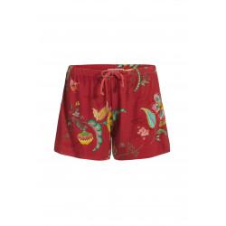 Pip Studio Bonna dámské šortky, červené