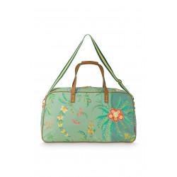 Pip Studio velká cestovní taška Petites Fleurs Green