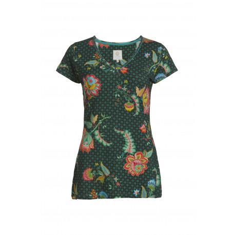 Pip Studio Toy tričko Jambo Yasmin Green s krátkým rukávem