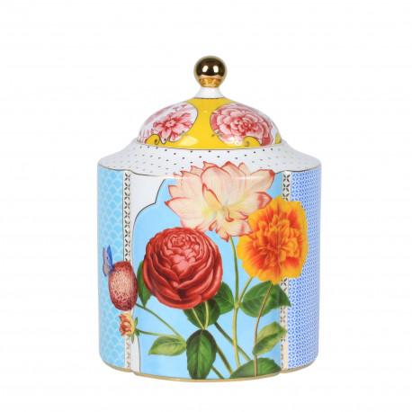 Pip Studio Royal porcelánová dóza, 1,9l, barevná