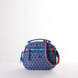 Kabelka / taška do ruky – malá (S HANDBACK) Oilily, kolekce HONEYCOMB