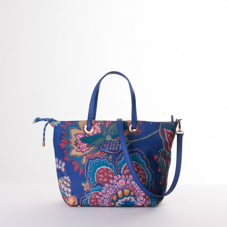 Kabelka / taška do ruky (HANDBACK) Oilily, kolekce WORLD FLOWERS