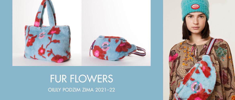 Kolekce FUR FLOWERS, Oilily 2021-22
