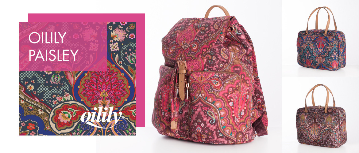 OILILY PAISLEY, Oilily