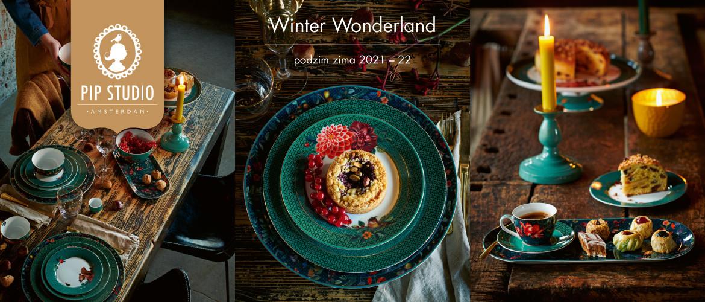 Pip Studio kolekce Winter Wonderland