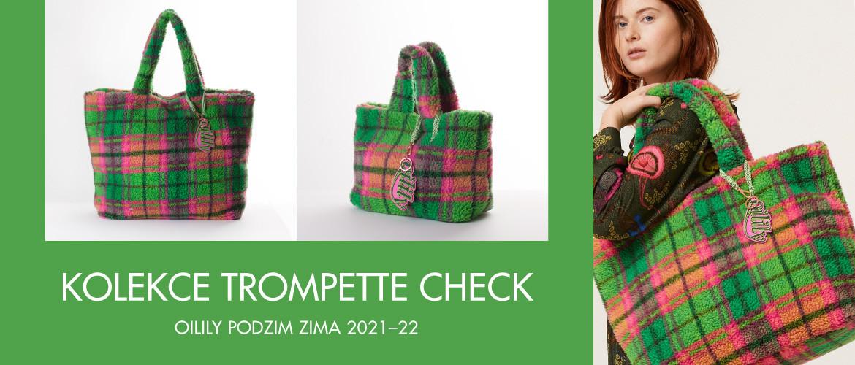 Kolekce TROMPETTE CHECK, Oilily 2021-22