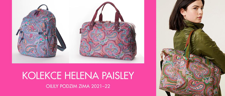 Kolekce HELENA PAISLEY, Oilily 2021-22
