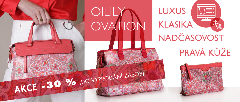 OILILY OVATION