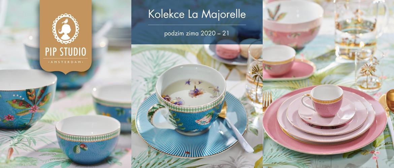 Pip Studio kolekce La Majorelle