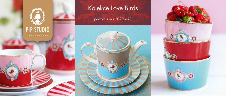 Pip Studio kolekce Love Birds
