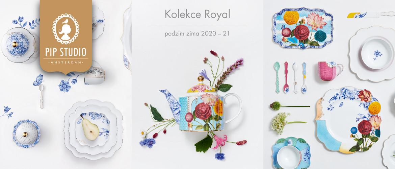 Pip Studio kolekce Royal